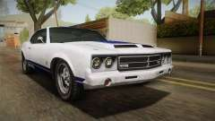 GTA 5 Declasse Sabre GT Painted Bumpers