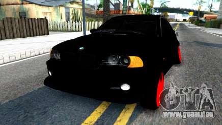 BMW 3-er E46 pour GTA San Andreas