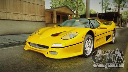 Ferrari F50 FBI pour GTA San Andreas