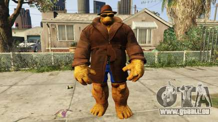 The Thing Incognito pour GTA 5