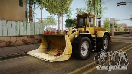 Driver: PL - Dozer für GTA San Andreas