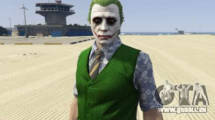 Heath Ledger Joker Skin Pack 3.0 pour GTA 5