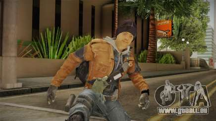 The Division - Agent Ryan v1 für GTA San Andreas