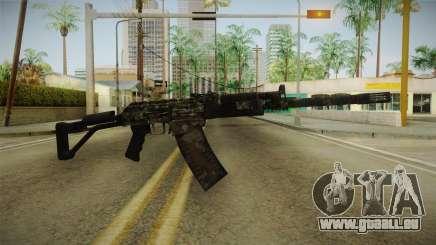 Survarium - VEPR Camo pour GTA San Andreas