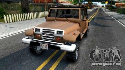 Mesa Crusader pour GTA San Andreas