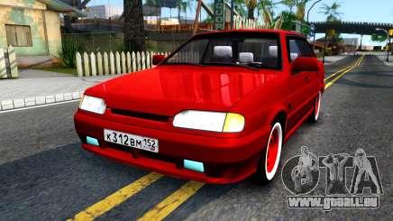 ВАЗ 2115 Retro-Stil für GTA San Andreas