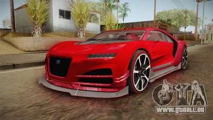 GTA 5 Truffade Nero Custom pour GTA San Andreas