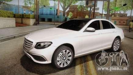 Mercedes-Benz E350e 2016 für GTA San Andreas