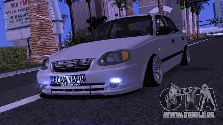 Hyundai Accent - Ecan Yapim pour GTA San Andreas
