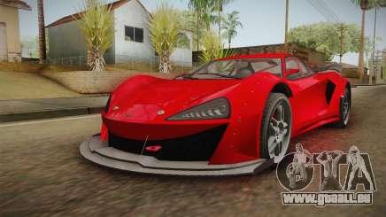 GTA 5 Progen Itali GTB Custom für GTA San Andreas