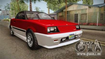GTA 5 Dinka Blista Cabrio IVF für GTA San Andreas