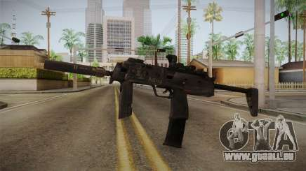 Battlefield 4 - MP7A1 pour GTA San Andreas
