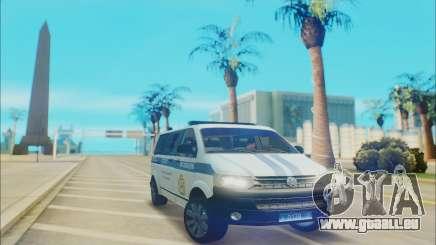 Volkswagen ППС für GTA San Andreas