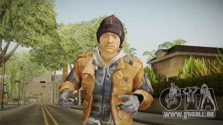 The Division - Agent Ryan v2 für GTA San Andreas