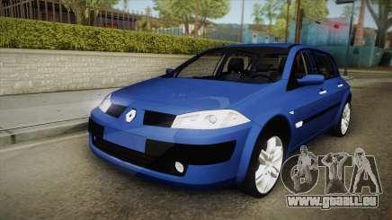 Renault Megane Hatchback Dynamique für GTA San Andreas