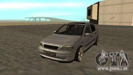 Opel Astra G Armenian für GTA San Andreas