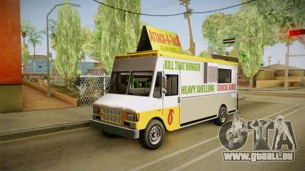 GTA 5 Brute Taco Van IVF pour GTA San Andreas
