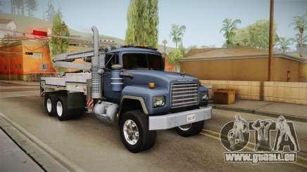 Mack RD690 Pump 1992 v1.0 pour GTA San Andreas