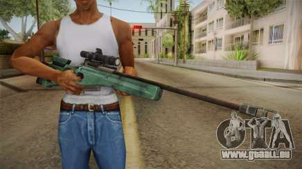 Battlefield 4 - SV-98 pour GTA San Andreas