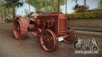 GTA 5 Tractor Worn für GTA San Andreas