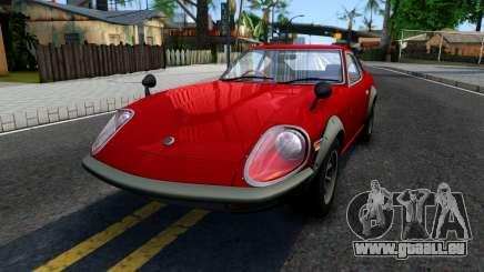 Nissan Fairlady Z für GTA San Andreas