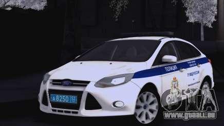 Ford Foucs du Ministère de l'intérieur le Devoir de pour GTA San Andreas