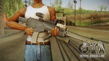 ARX-160 Tactical Expert für GTA San Andreas