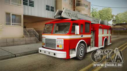 Driver: PL - Firetruck pour GTA San Andreas