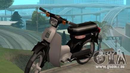 Honda Super Cub Modifié V. 2 pour GTA San Andreas