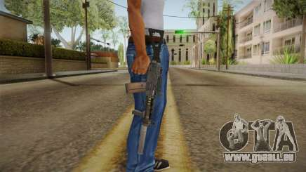 Battlefield 4 - SG 553 für GTA San Andreas