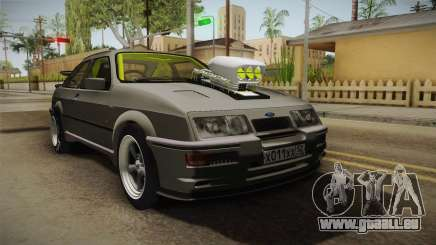 Ford Sierra RS500 Cosworth Drag für GTA San Andreas