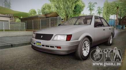 GTA 5 Vulcar Ingot Sedan IVF für GTA San Andreas