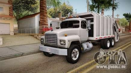 Mack RD690 Trash 1992 v1.0 pour GTA San Andreas