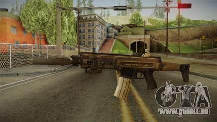 Battlefield 4 - CZ-805 für GTA San Andreas