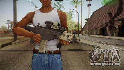 ARX-160 Tactical v3 für GTA San Andreas