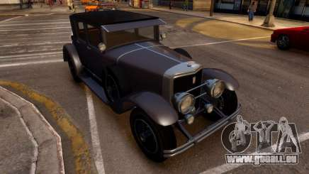 Albany Roosevelt pour GTA 4