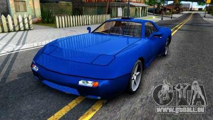 ZR-350 Update für GTA San Andreas