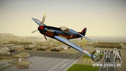 Rustler Indonesian Air Force v1 für GTA San Andreas