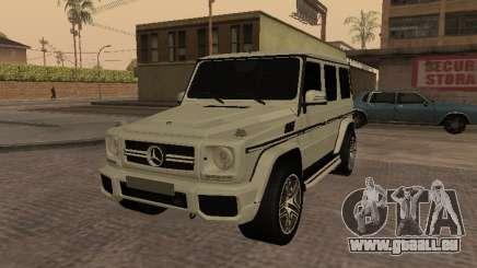Mercedes-Benz G65 AMG Armenian für GTA San Andreas