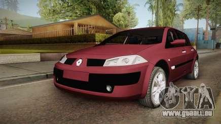 Renault Megane Hatchback v1.1 für GTA San Andreas