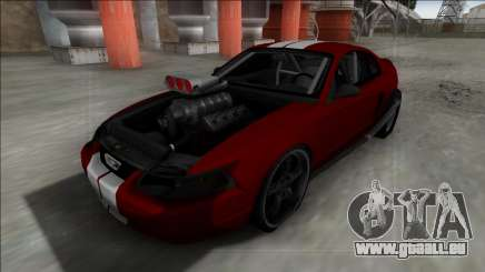1999 Ford Mustang Drag für GTA San Andreas