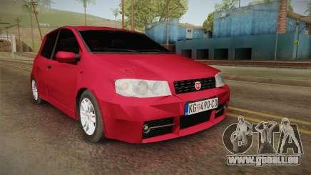 Fiat Punto Mk2 für GTA San Andreas