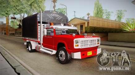 Dodge 300 für GTA San Andreas
