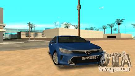 Toyota Camry 2016 pour GTA San Andreas