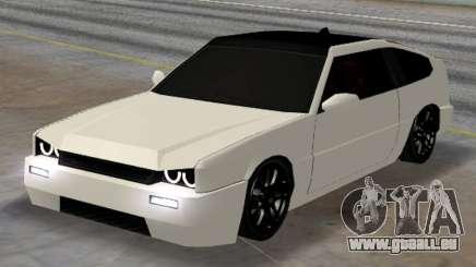Blista Compact Gybrid für GTA San Andreas