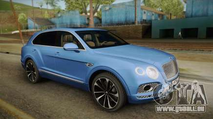 Bentley Bentayga für GTA San Andreas