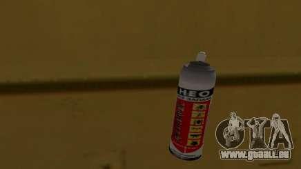 Dichlorvos pour GTA San Andreas