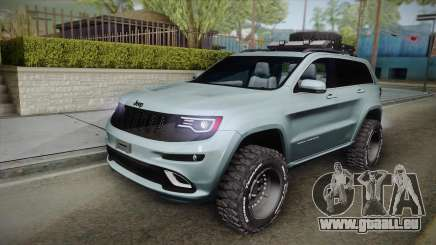Jeep Grand Cherokee SRT Lifted für GTA San Andreas