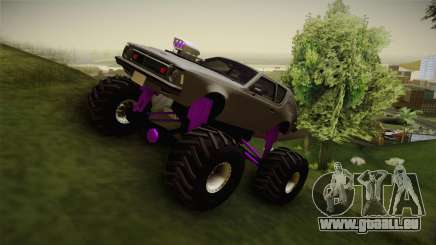 AMC Gremlin X 1973 Monster Truck pour GTA San Andreas