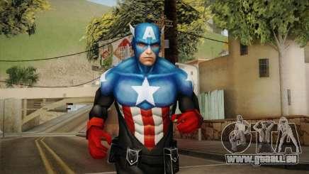 Marvel Future Fight - Winter Soldier (CA) für GTA San Andreas